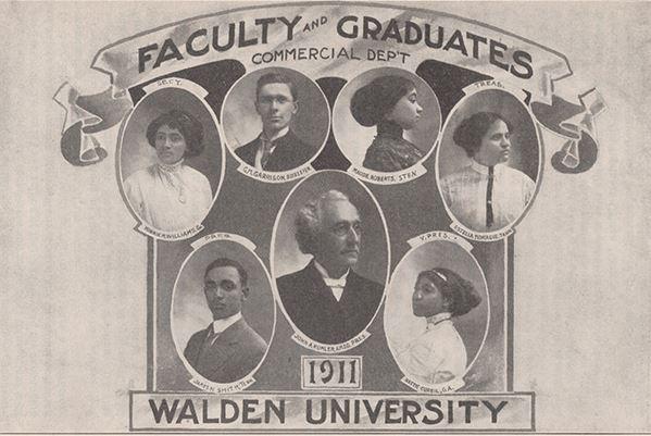 Catalogues of Walden University