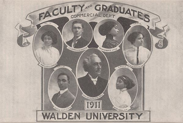 Catalogues of Walden University
