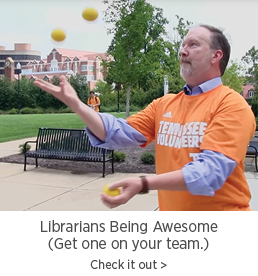 Librarians Being Awesome