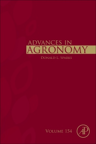 Advances in Agronomy 154 Cover