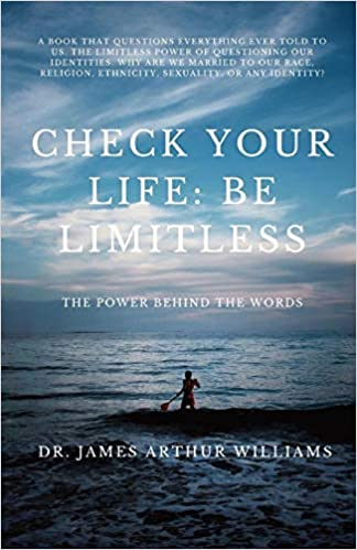 Check Your Life- Be Limitless Cover