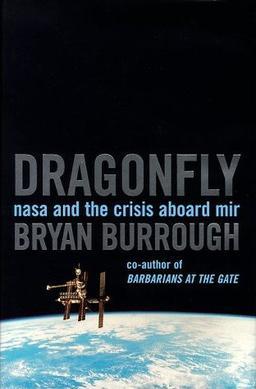 Dragonfly NASA Cover