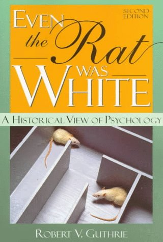Even the Rat Was White Cover