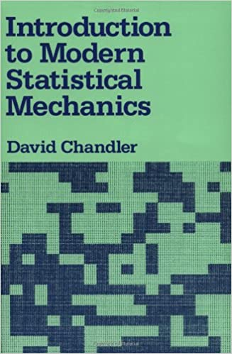 Introduction to Modern Statistical Mechanics Cover