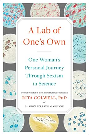 """A Lab of One""""s Own Cover"""