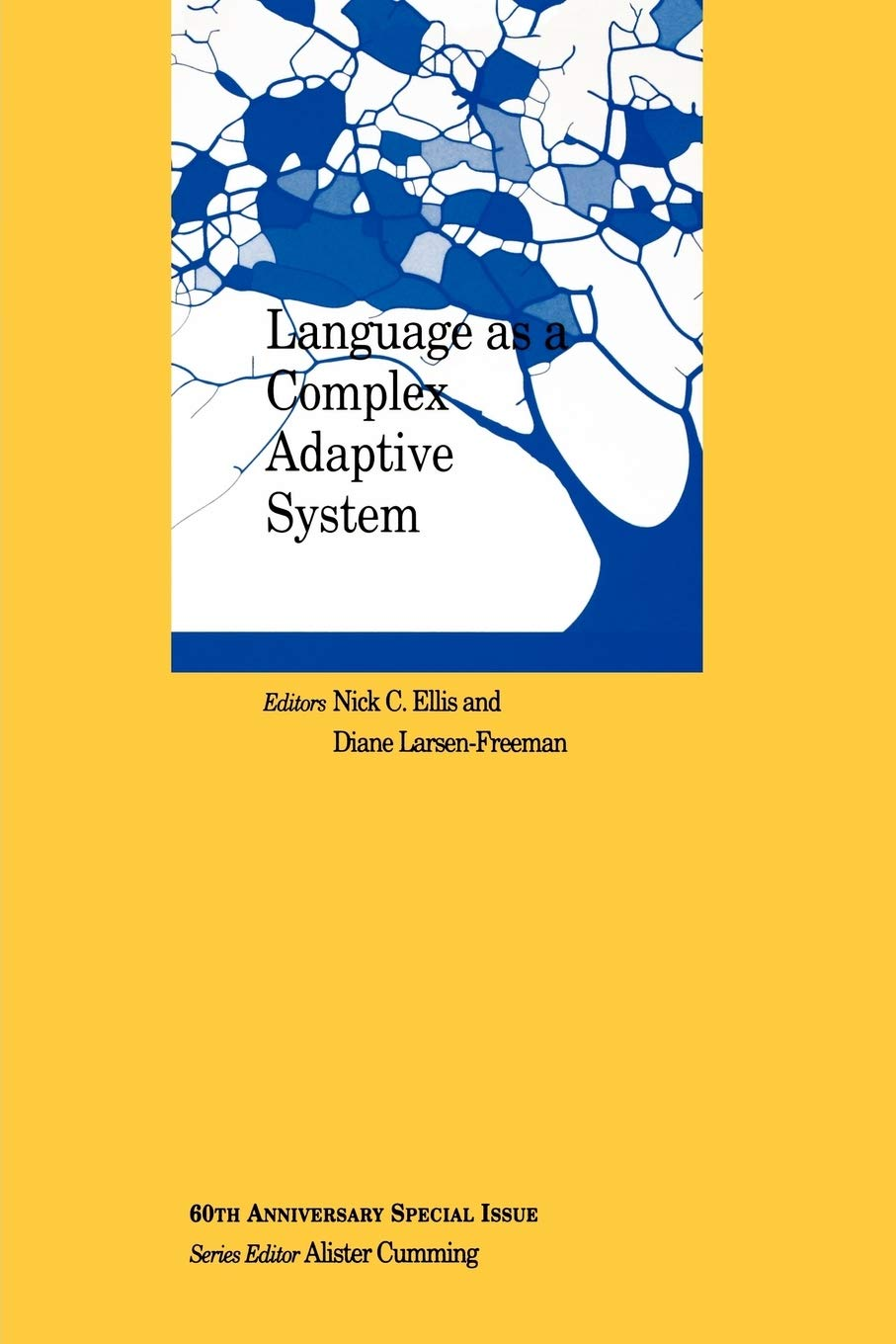 Language as a Complex Adaptive System Cover