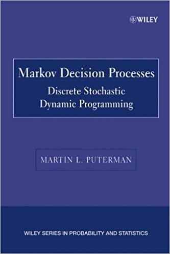 Markov Decision Processes Cover