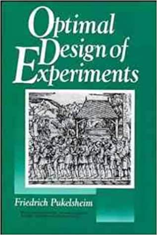 Optimal Design of Experiments Cover