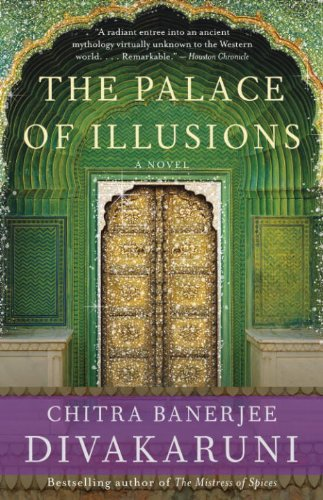 Palace of Illusions Cover