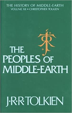 Peoples of Middle Earth Cover 2