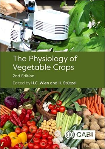 Physiology of Vegetable Crops Cover