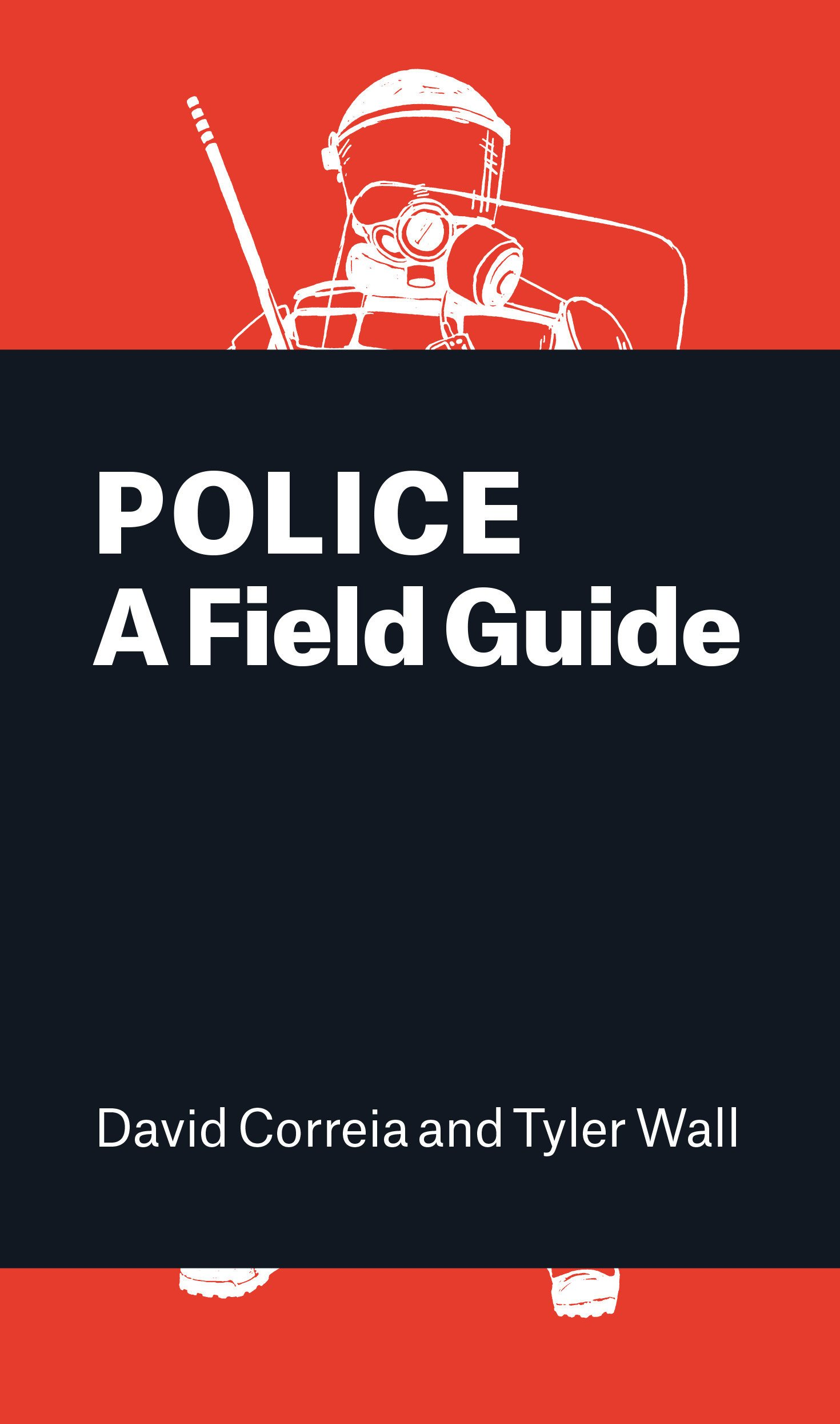 Police: A Field Guide Cover