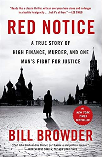 Red Notice Cover
