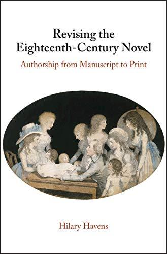 Revising Eighteenth Century Novel Cover