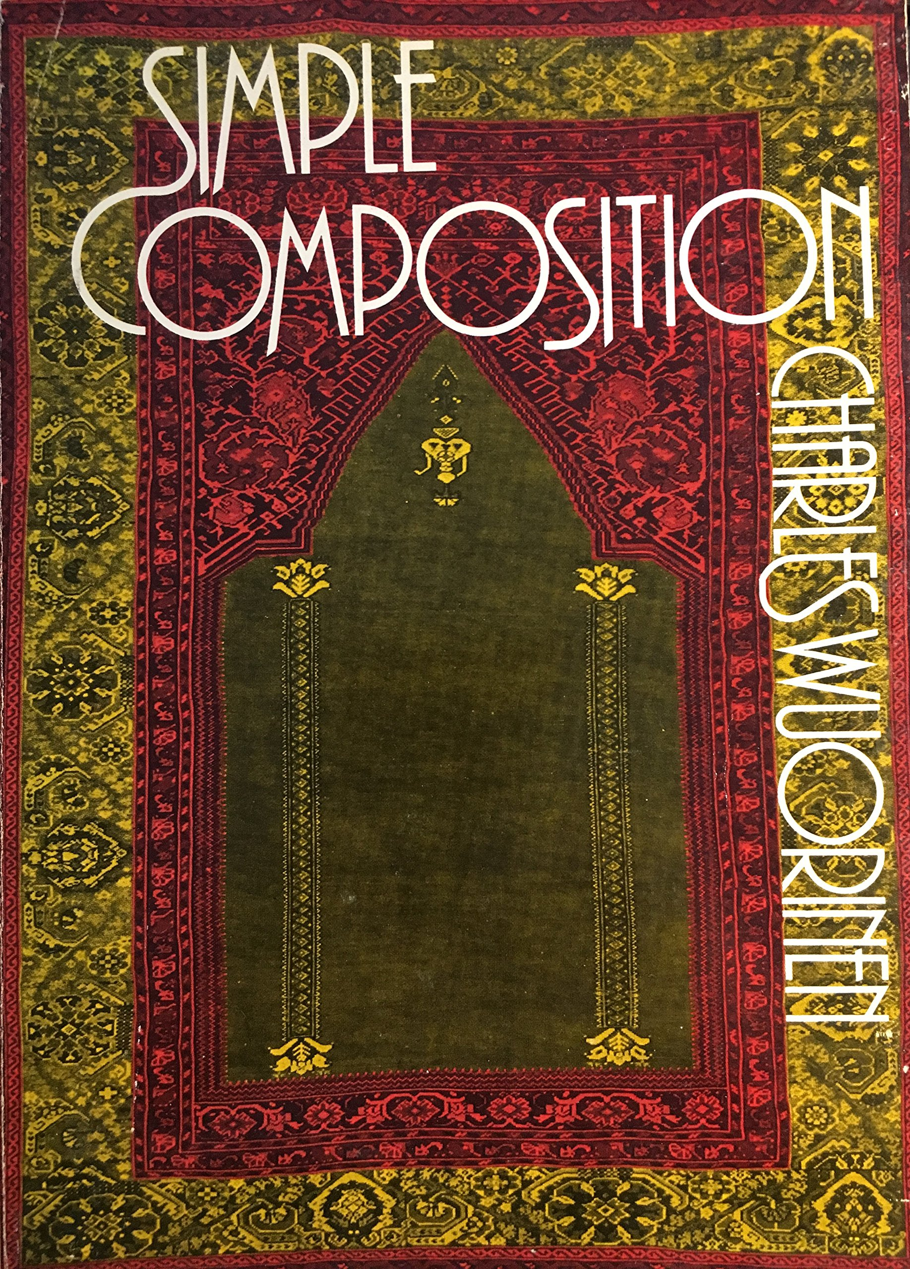 Simple Composition Cover