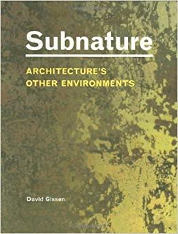 Subnature Cover