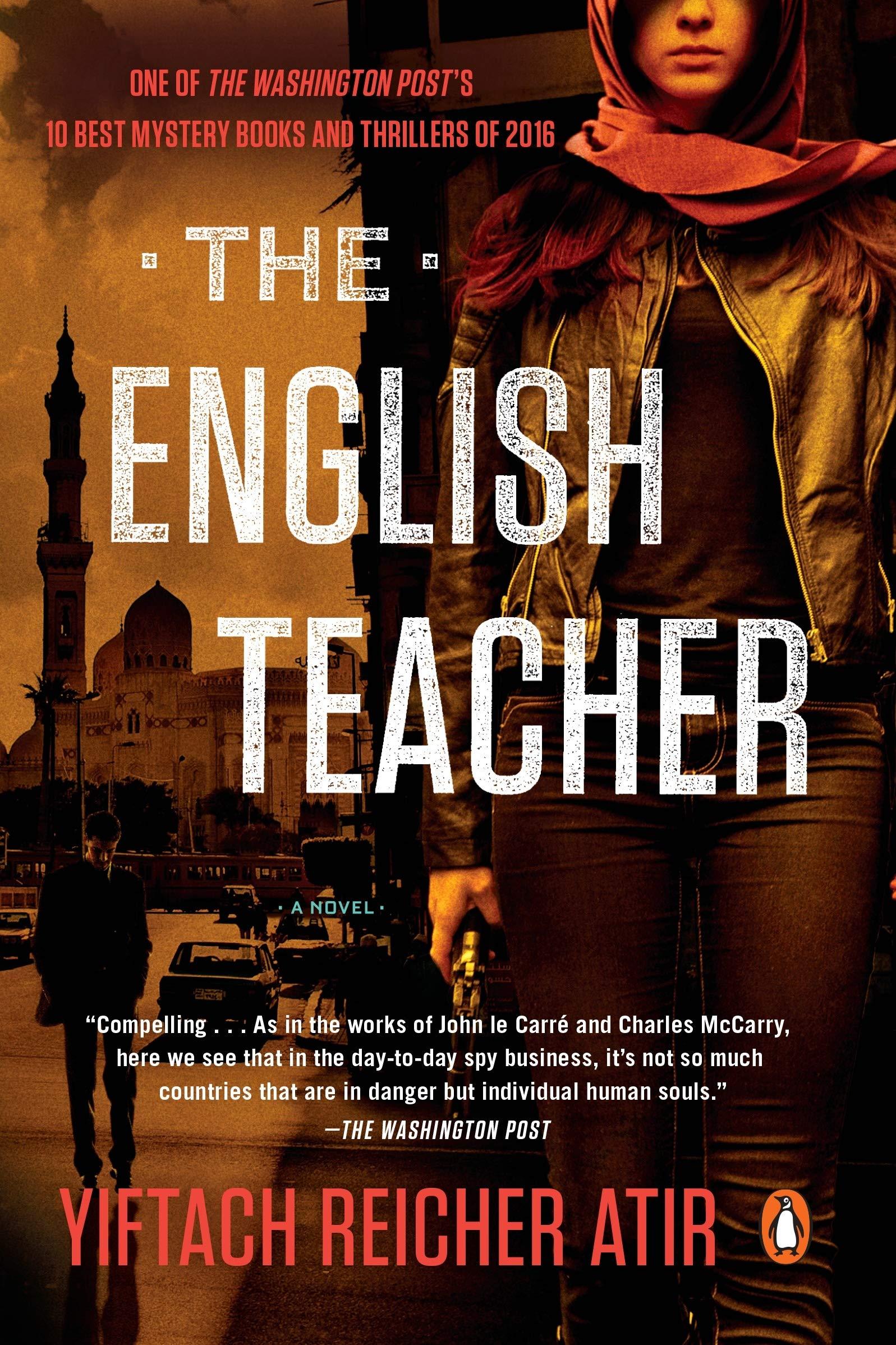 The English Teacher Cover