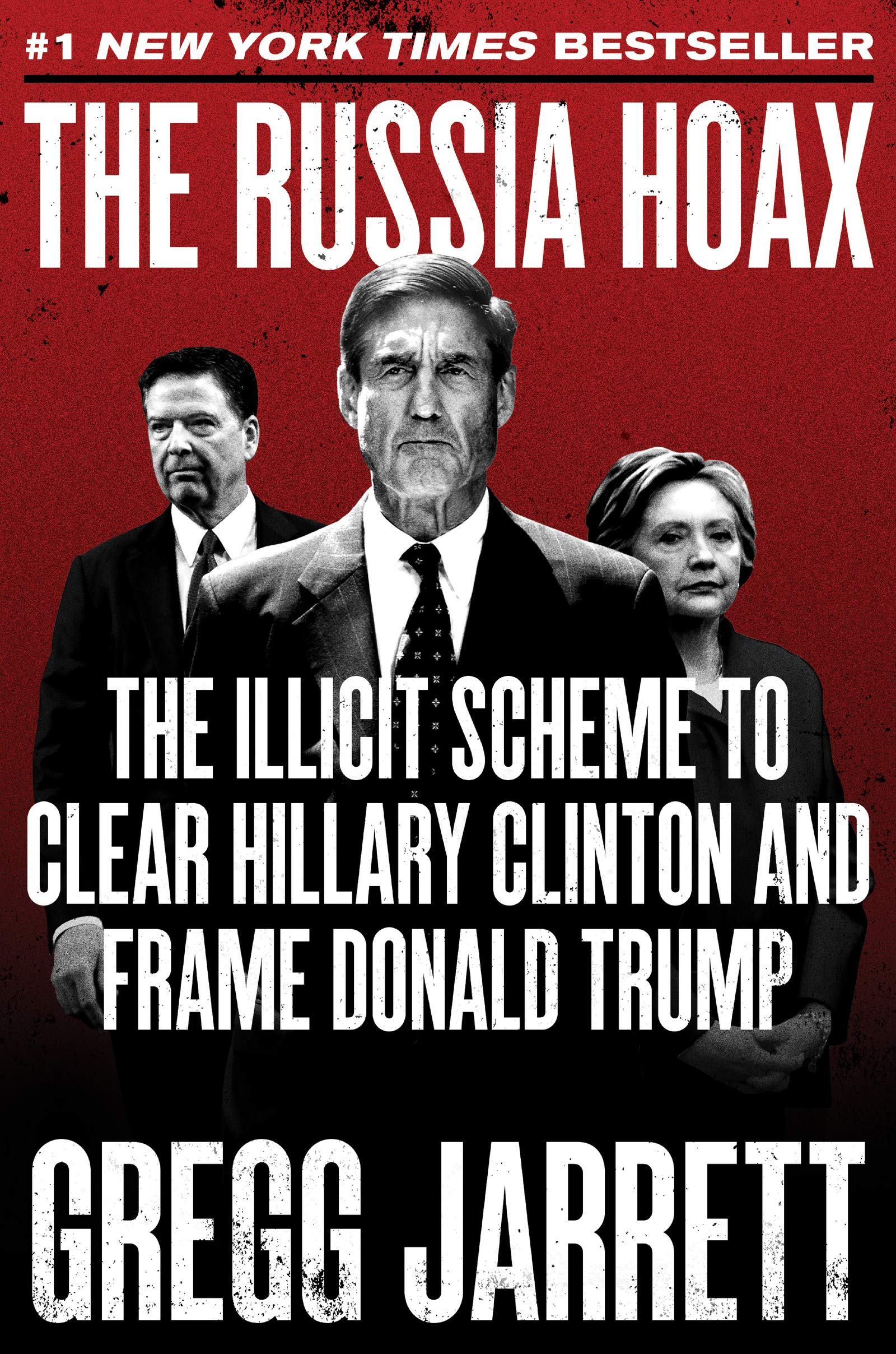 The Russia Hoax Cover