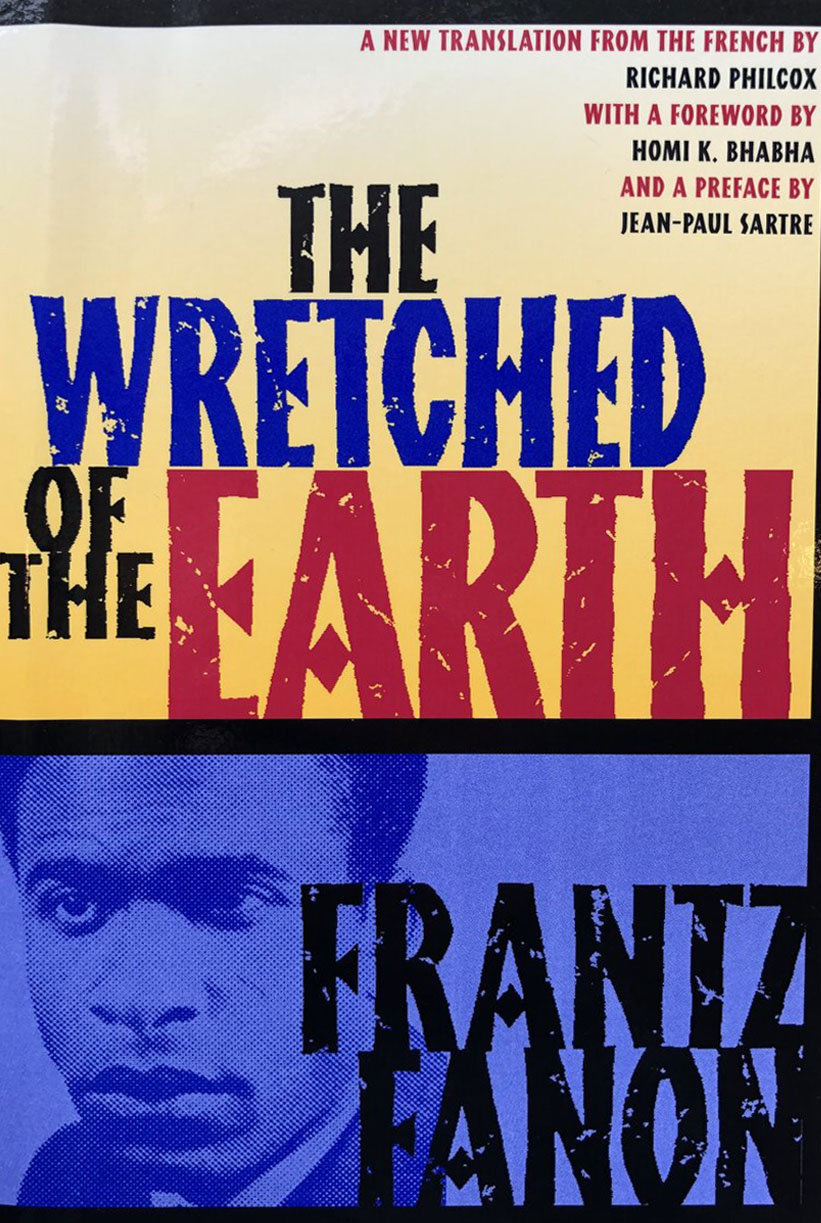 The Wretched of the Earth Cover