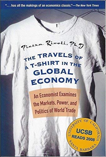 Travels of a T-Shirt Cover