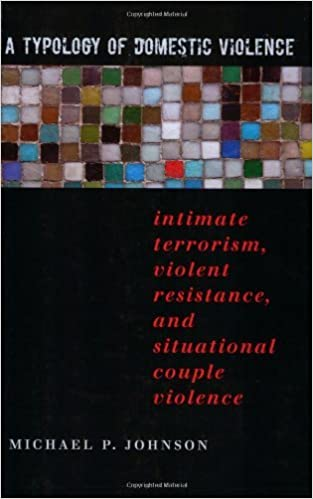 Typology of Domestic Violence Cover
