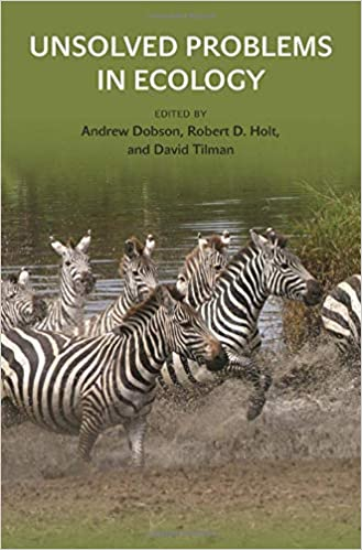 Unsolved Probles in Ecology Cover