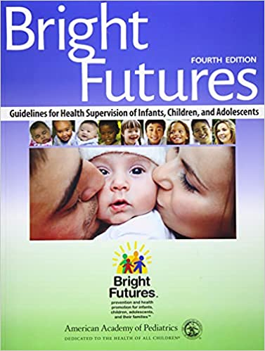 Bright futures : guidelines for health supervision of infants, children, and adolescents