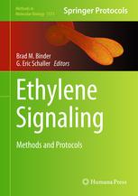 Ethylene Signaling: Methods and Protocols Cover