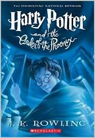 Harry Potter and the Order of the Phoenix Cover GrandPré Illustrator