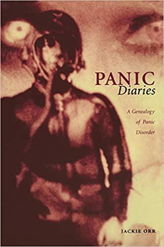 Panic diaries cover