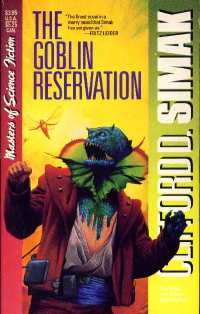 The Goblin Reservation Cover