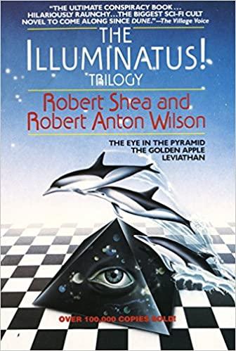 The illuminatus! trilogy Cover