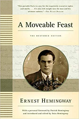 A Moveable Feast: The Restored Edition Cover