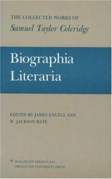 Biographia Literaria. Cover