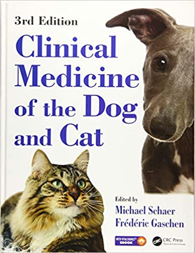 Clinical Medicine of the Dog and Cat, 3rd Ed. Cover