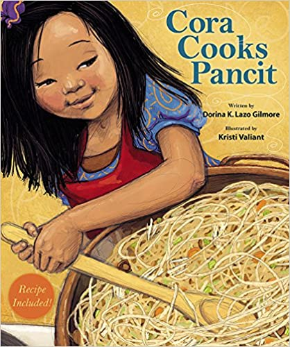 Cora Cooks Pancit Cover