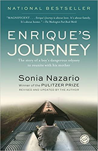 Enrique's journey Cover