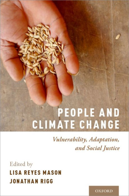 People and Climate Change Cover
