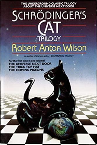 Schrödinger's cat trilogy cover
