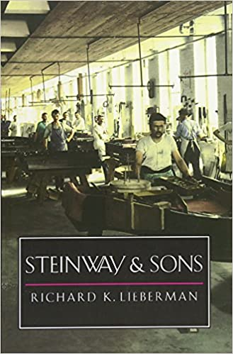 Steinway and Sons Cover