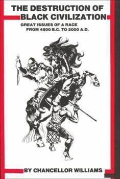 The Destruction of Black civilization. Cover