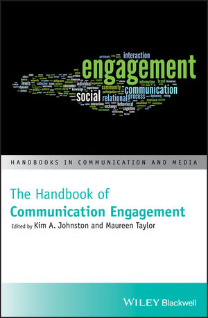 The Handbook of Communication Engagement Cover
