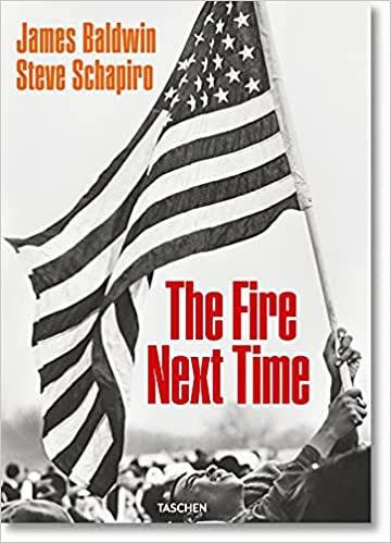 The fire next time cover