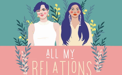 All My Relations podcast graphic