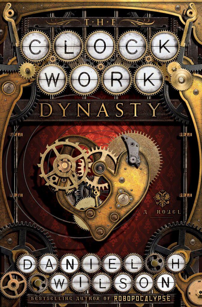 clockwork dynasty book cover