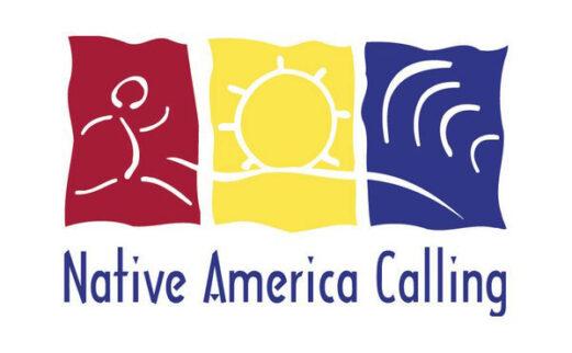 Native America Calling Podcast graphic