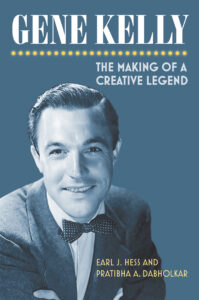 Gene Kelly Book Cover