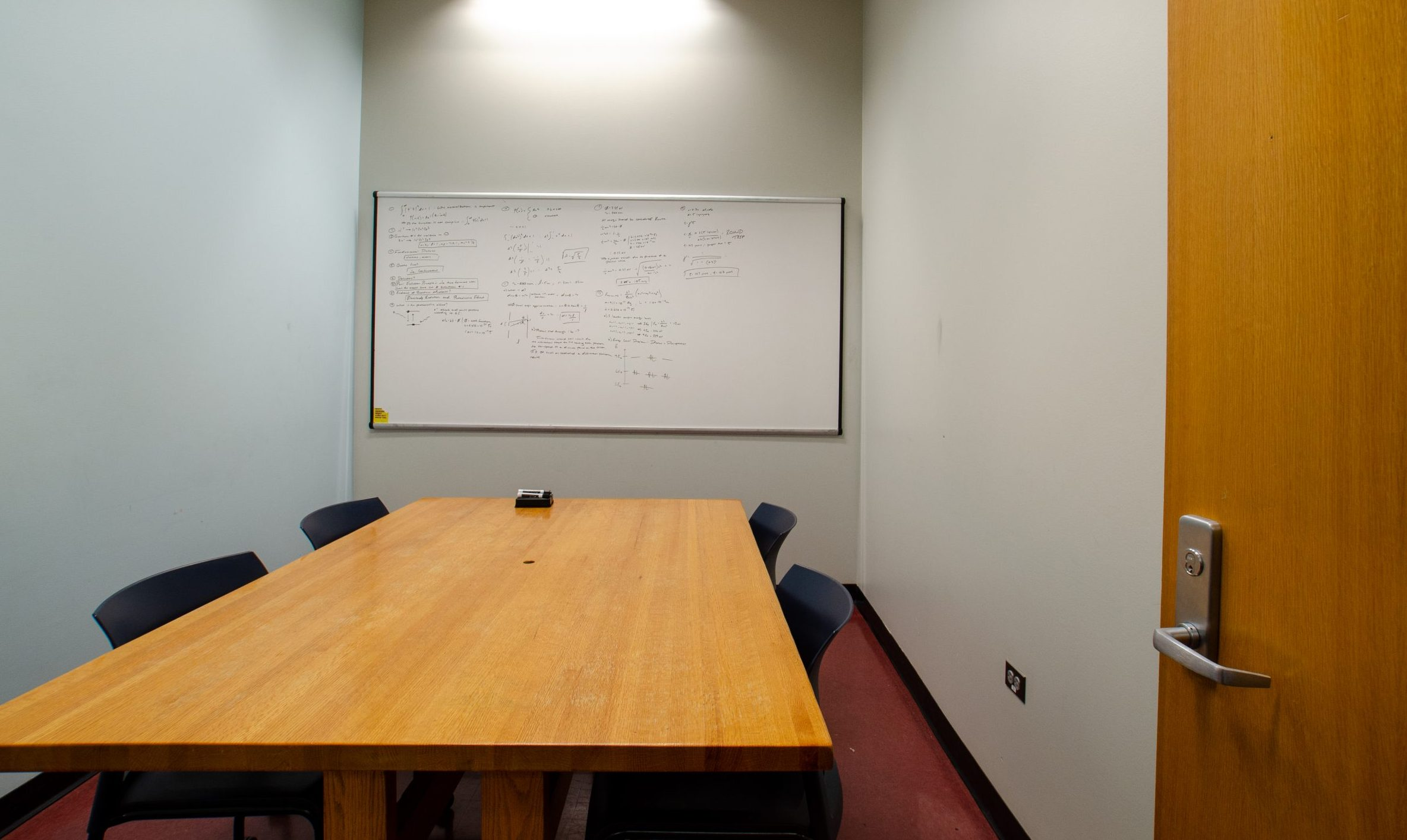Small Study Rooms (Miles Reading Room)
