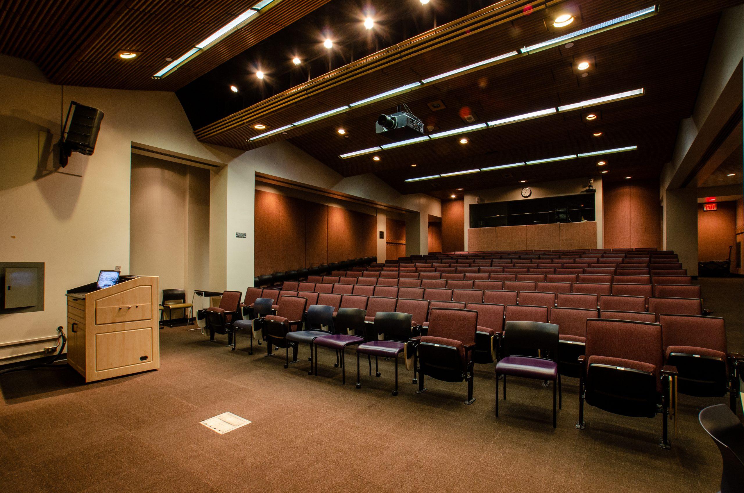 lindsay young auditorium