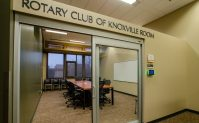 Rotary Club of Knoxville Room at Hodges Library in The Commons